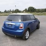 Mini Cooper Rear View