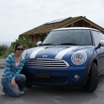 Anita and her car